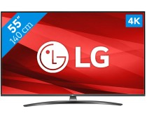 "LG 55UM7610PLB "" 4k Ultra HD Smart LED Tv"