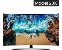 Samsung UE55NU8502 4K Ultra HD Smart Ívelt LED Tv