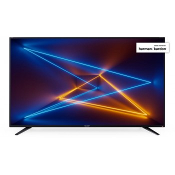 Sharp LC-55UI7252E 4K UHD SMART LED TV Harman Kardon hangszórókkal