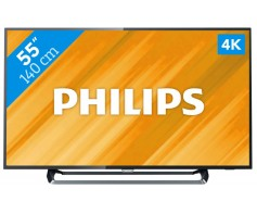 Philips 55PUS6262/12  4K Ultra Slim Smart LED TV