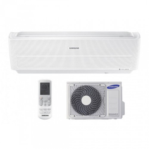 Samsung AR12MSPXASINEU/XEU Windfree H oldalfali monosplit klíma 3, 5kW
