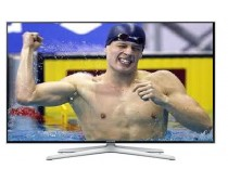 Samsung UE50H6400 3D Full HD LED Smart TV Wi-Fi,Quad Core 400Hz