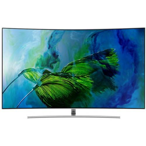 Samsung QE55Q8CAMTXXH UHD SMART Ívelt QLED TV