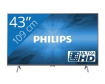 PHILIPS 43PUS6101 Ultra HD 4K Smart LED TV