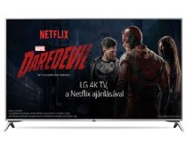 LG 55UJ701V Ultra HD 4K HDR Smart TV