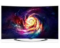 LG 65EC970V 3D SMART Ultra HD ÍVELT OLED Televízió 1300Hz