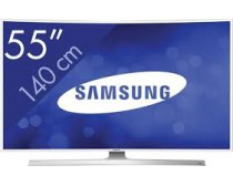 Samsung UE55JU6510 4K Ultra HD Smart LED Ívelt Televízió 1100Hz