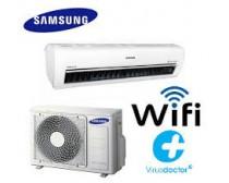 Samsung AR12HSSDBWKN/XEU  Better inverteres oldalfali split klíma 3, 5kW