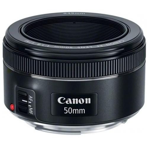 Image of Canon EF 50mm f/1.8 STM objektív