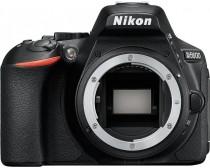 Nikon D5600 Fekete DSLR Váz  (3 év)
