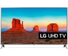 LG 50UK6500MLA Ultra HD Smart LED televízió