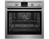 AEG  BE300350NM beépíthető elektromos sütő 1 + 2 év extra garanciával