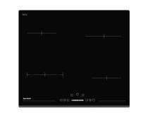 Sharp KH6V08BS00EU Fekete üvegkerámia főzőlap