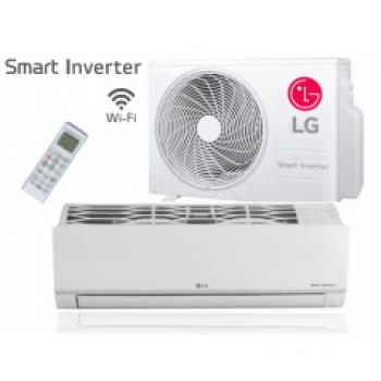 LG PM18SP SILENCE PLUS hűtő-fűtő hőszivattyús multi klíma oldalfali  klíma 5KW