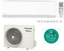 Panasonic KIT-Z12-SKEM ETHEREA Inverteres oldalfali klíma berendezés 3.5 KW