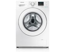 Samsung WF60F4E0W0W/LE szabadonálló elöltöltős mosógép fehér 6 kg 1000 ford. A+...