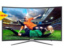 Samsung UE-40K6300 Full HD Ívelt Smart TV