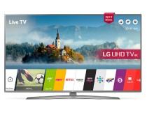 LG 55UJ670V Ultra HD 4K HDR Smart TV