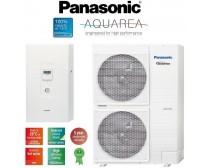 Panasonic Aquarea T-CAP WH-UX12FE5/WH-SXC12F6E5 hőszivattyú 1 fázisú hűtő-fűtő 12 KW