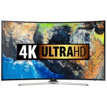 Samsung UE55MU6272 ívelt 4K UHD Smart LED televízió