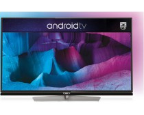 PHILIPS 49PUS7150/12 UHD Android Smart 3D LED Ambilight televízió