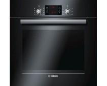 Bosch HBG43T360R Serie 6 EcoClean tisztitás beépíthető sütő fekete 7 funkcióval