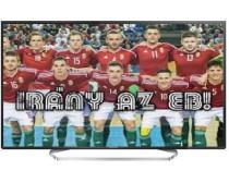 Panasonic VIERA TX-49CX740E 4K UltraHD 3D Smart Ívelt LED televízió