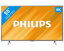 Philips 55PUS6201/12 4K Ultra Slim Smart LED TV