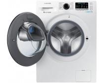Samsung WW80K5210UW/LE Eco Bubble elöltöltős mosógép 8 Kg 1200 fordulat A+++
