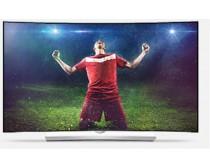 LG  65C6V OLED ívelt 4K UHD 3D Smart OLED televízió