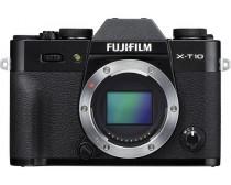 Fuji Fujifilm FinePix X-T10 váz (fekete)
