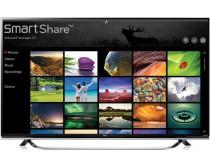 LG 60UF851V Ultra HD-4K 3D webOS 2.0 Smart WiFi IPS LED televízió 2000Hz