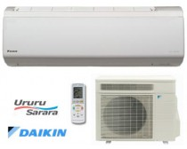 Daikin FTXZ35N/RXZ35N Ururu Sarara inverteres oldalfali klíma 3.5kw