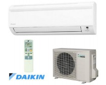 Daikin FTXS50K/RXS50L inverteres oldalfali klíma 5 kW-os