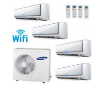 Samsung AJ080FCJ4EH/EU 8 Kw-os Multi Klíma Kültéri Egység