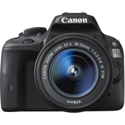 Canon EOS 100D kit 18-55mm IS STM