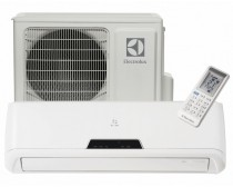 Electrolux EXI09HD1W ComfortCool inverteres split klíma 2.6KW