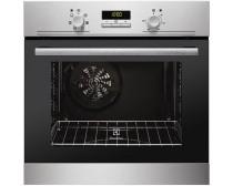 Electrolux EZA2400AOX Beépíthető sütő, Elektromos, A energiaosztály, Rozsdamentes acél...