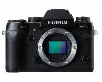 Fuji Fujifilm FinePix X-T1 fényképezőgép váz, fekete