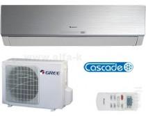 Cascade GWH09UB-K3DNA4F-2,6 kW U-CROWN DC inverteres split klíma 5év Gar