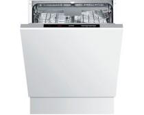 Gorenje GV 63214 Beépíthető mosogatógép A+ 6 program INOX