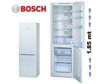 Bosch KGN36NW20 alulfagyasztós hűtő-fagyasztó