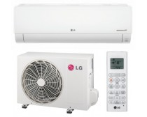 LG P24EN Silence Smart Inverter split klíma 7.1 kW
