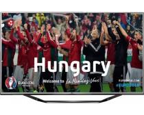 LG 55UH6257 UHD-4K Smart webOs 3.0 televízió Wifi  1200Hz