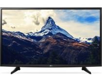 LG 49UH610V Ultra HD televízió