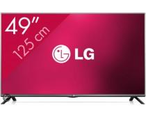 LG 49LB550V Full HD  LED televízió 100Hz