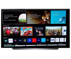 LG OLED48C12LA OLED Smart TV 4K Ultra HD, HDR