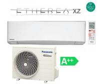 Panasonic KIT-XZ18-SKEM ETHEREA Inverteres oldalfali klíma berendezés 5 KW