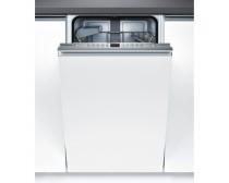 Bosch SPV53N00EU beépíthető 9 teritékes mosogatógép