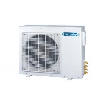 Cascade GWHD36 FREE MATCH MULTI DC inverter kültéri(max4 beltéri)10.5 KW